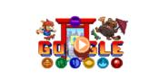 Googleオリンピックゲームの進め方は?攻略方法やトロフィーについて